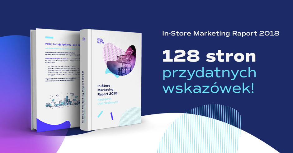 in-store marketing raport 2018