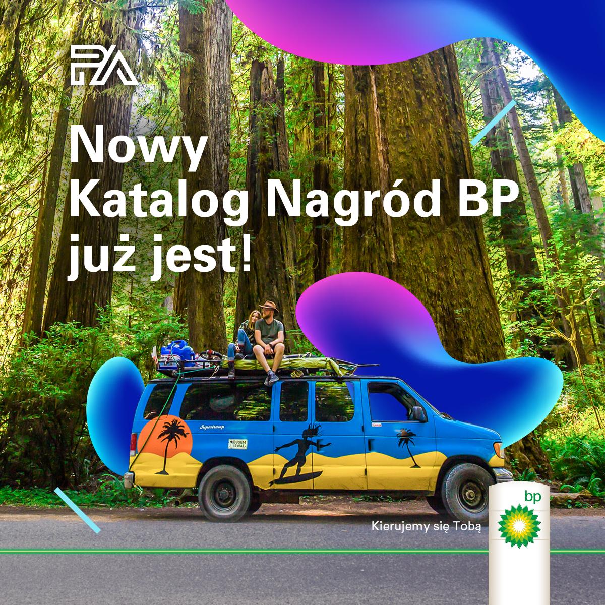 PA agencja bp polska katalog nagrod 2019 2020