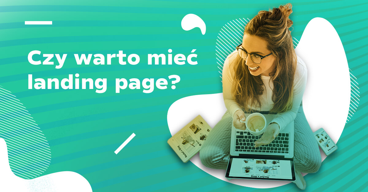 landing page co to jest