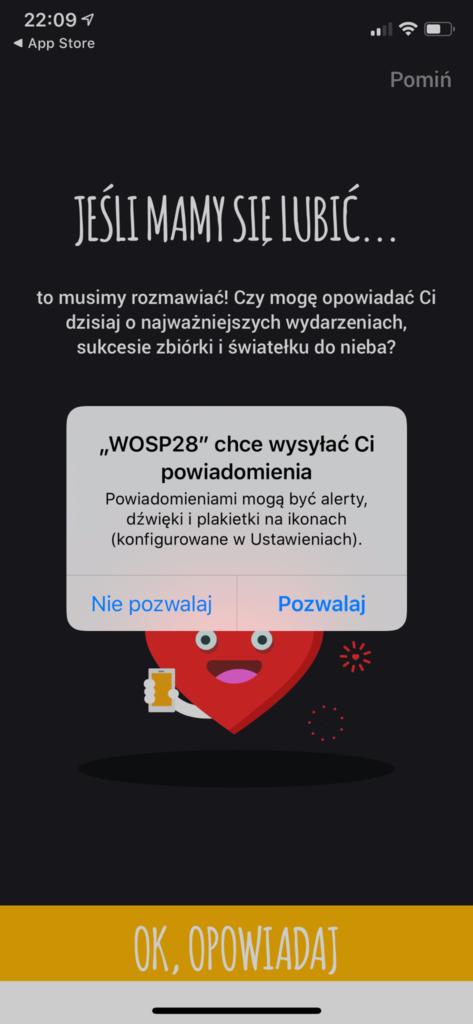 Powiadomienia web push